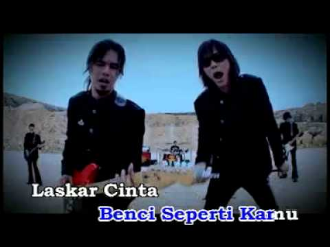 Dewa 19 - Laskar Cinta (HIGH QUALITY)
