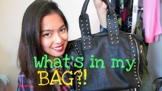 What's in My Bag ♡♡ Thumbnail
