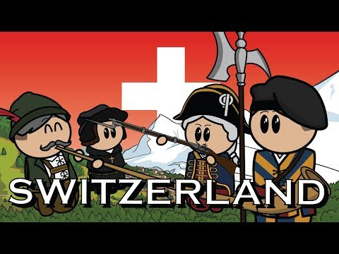 The Animated History of Switzerland