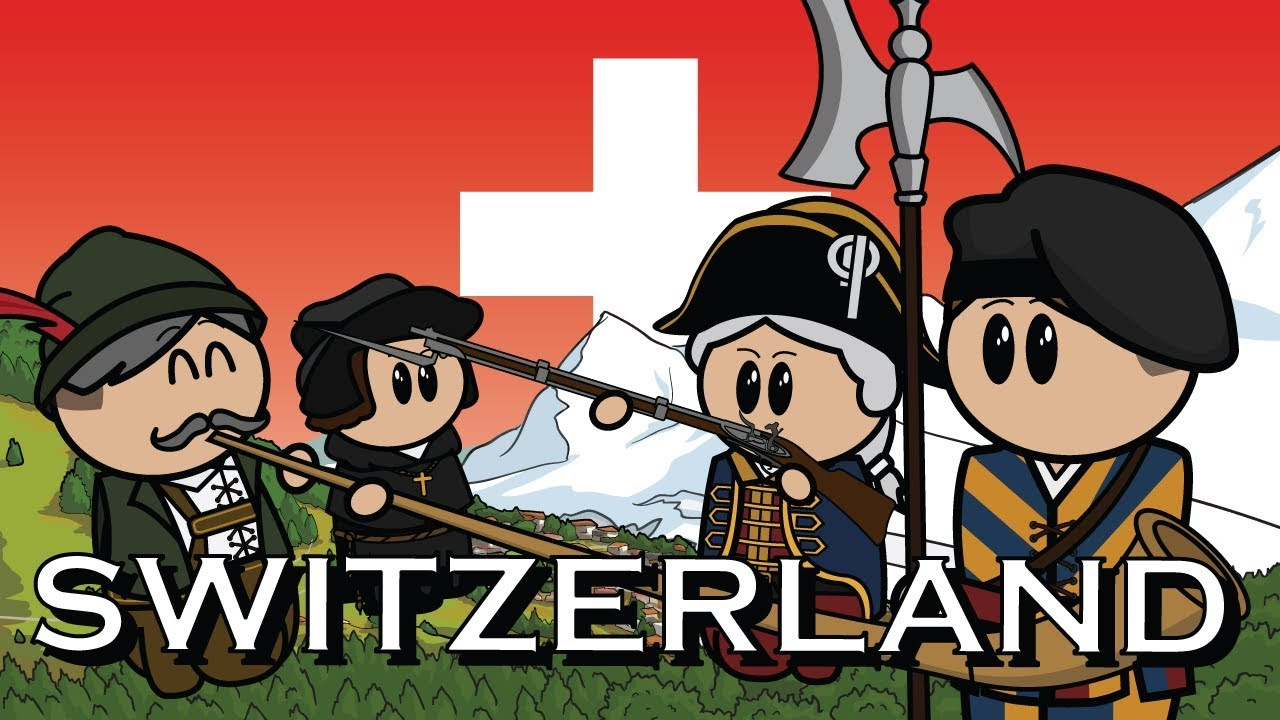 Download The Animated History of Switzerland