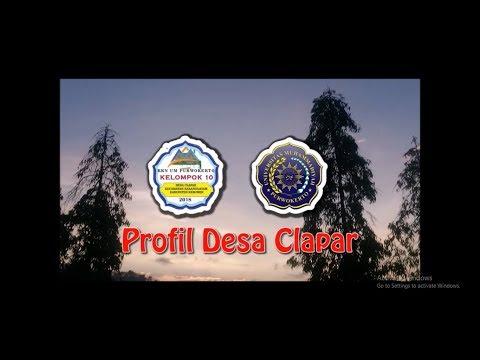 KKN UMP Kelompok 10 - Profil Desa Clapar Kec. Karanggayam Kab. Kebumen