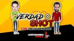¿QUIÉN NOS C4G4 DEL MEDIO? | VERDAD ó SHOT | 1ra PARTE | José Eduardo Derbez y Diego de Erice