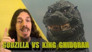 Godzilla VS King Ghidorah Review