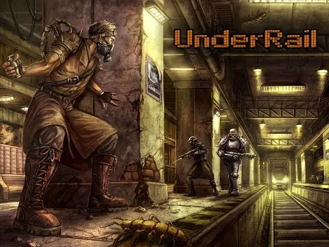 UnderRail - Longplay Part 3 - Trapping Cave Hoppers | 60FPS HD