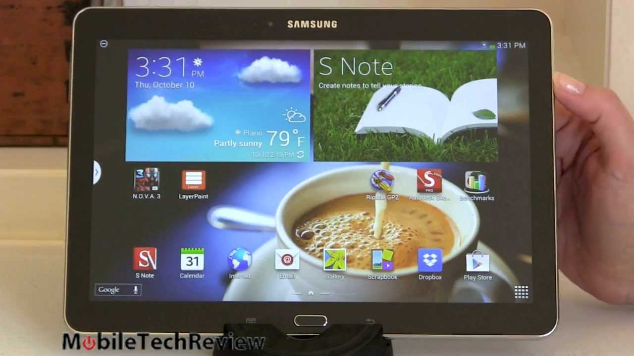 samsung galaxy note 10 1 2014 edition review youtube. Black Bedroom Furniture Sets. Home Design Ideas
