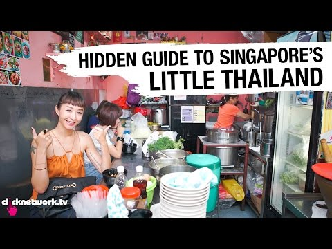 Hidden Guide To Singapore's Little Thailand – Rozz Recommends: EP5