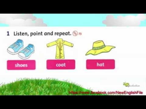 Unit 7 Are These His Troursers Lesson 2 | Family and Friends 1