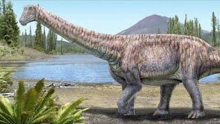 Remains of Unknown Dinosaur Species Found in Worlds Driest Desert