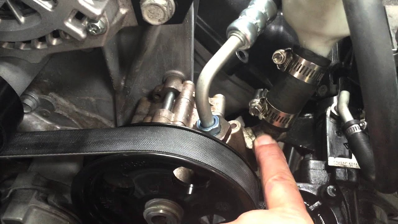 jeep jk truck hemi power steering mode  fan youtube