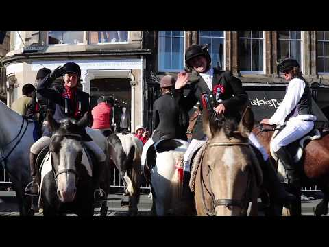 Edinburgh Riding of the Marches 2017