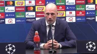 T. Direktör Clement'in açıklamaları | Club Brugge 0-0 Galatasaray
