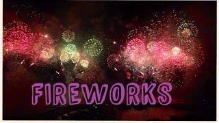 Fireworks in Dubai:Anniversary of Burj al Arab//Independence Day in Dubai by Anya Melchuk