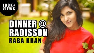 7 Course Dinner Experience At Radission Blu  Dhaka! | Raba Khan | S1E2 | Jed Archdeacon | Gulp