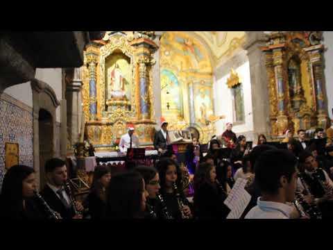 """Concerto de Natal 2018 da Filarmónica São João Areias - """"White Christmas"""""""