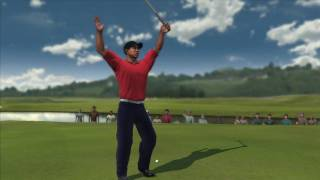 EA Tiger Woods PGA Tour 11 - E3 Trailer