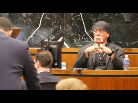 Hulk Hogan vs. Gawker: A timeline