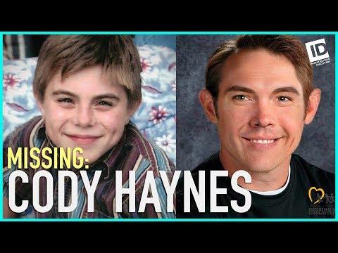 Cody Haynes: Missing Since 2004