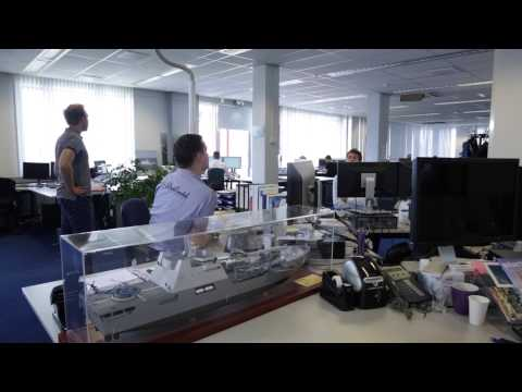 Damen Schelde Naval Shipbuilding Corporate Film