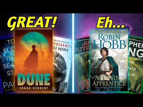 Designing GREAT Fantasy & Sci-fi Book Covers!