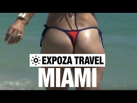 Miami Beach (USA) Vacation Travel Video Guide