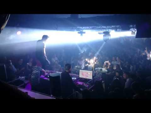 Quentin Mosimann live performance at Bokaos Avignon France 12/11/16
