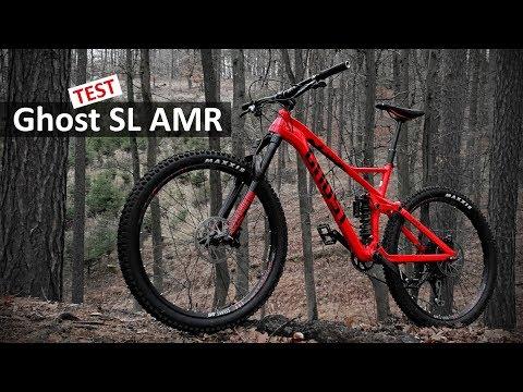 Celopéro na traily s opravdovým pérem: Ghost SL AMR 6.7