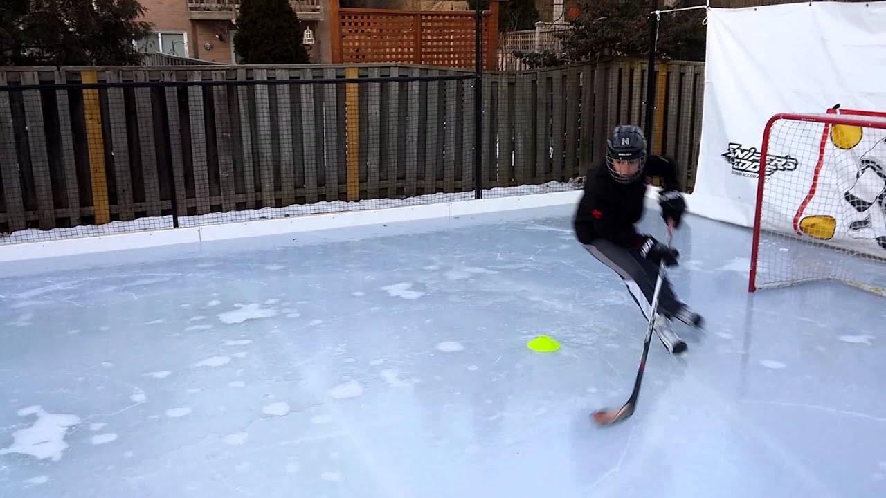backyard rink 2016 youtube