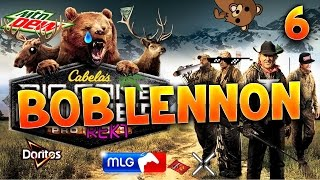 LA FIN DE WINNIE LE CARIBOU !!! - Ep.6 - Big Game Hunter avec Bob Lennon