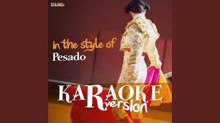 Recuerdame Y Ven a Mi (Karaoke Version)