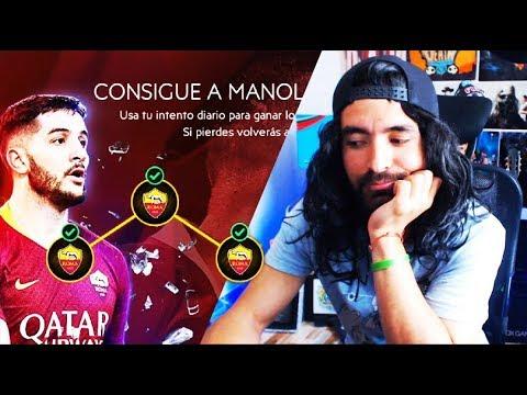 ME DEJO CRECER EL CABELLO POR 1 AÑO SI NO CONSIGO A MANOLAS - FIFA MOBILE