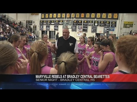 VIDEO: Bearettes drop Maryville, finishing perfect 27-0 regu