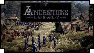 Ancestors Legacy - (Viking Themed Real Time Strategy)