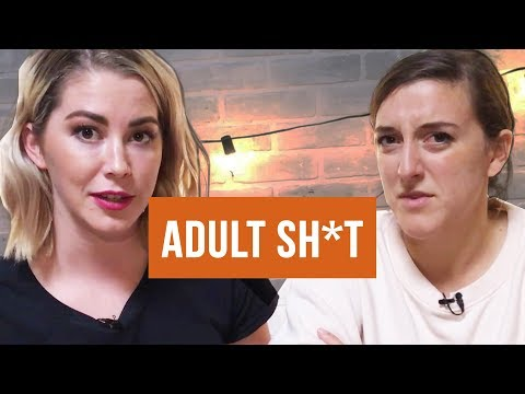 IS REVENGE WORTH IT? // ADULT SH*T THE PODCAST - Episode 3