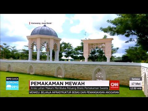 Pemakaman Mewah di Jakarta