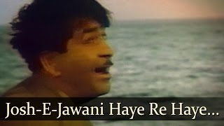 Josh-E-Jawani Haye Re Haye - Raj Kapoor - Around The World - Bollywood Old Songs