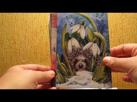 посткроссинг. postcrossing Заказ открыток 1
