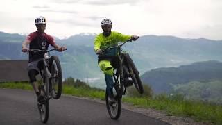 How To MTB E1: Learn to Wheelie | with Rob Warner and Tom Öhler