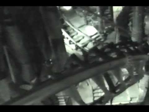 Space Mountain Disneyland Paris lights on - YouTube