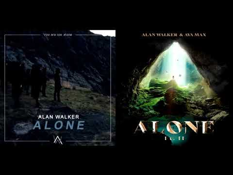 Alone Pt. II ✘ Alone [Remix Mashup] - Alan Walker & Ava Max