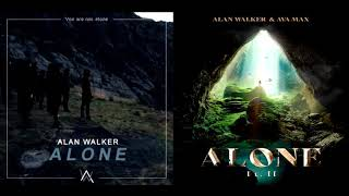 Download Alone Pt. II ✘ Alone [Remix Mashup] - Alan Walker & Ava Max