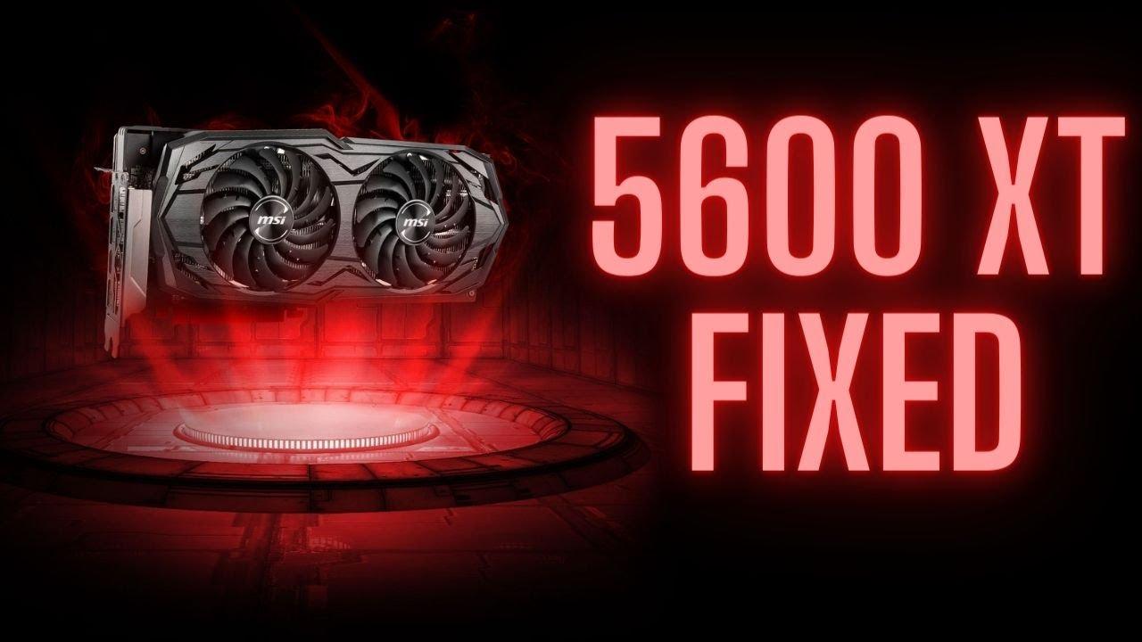 5600 XT rig fixed 250mh mining rig