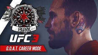 UFC 3 Career Mode - Ep 1 - PUNK