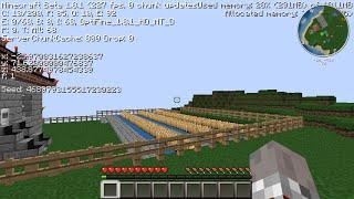 Tutorial -  Como pasar de 30 FPS a 200 - 300 FPS En 10 Minutos Minecraft 2016