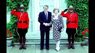 MULRONEY REMEMBERS: The Crown, Thatcher, Mandela and Canada as a sovereign nation