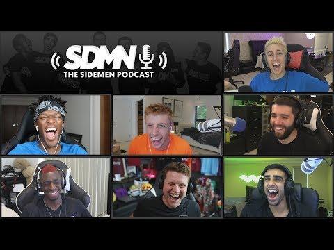 SIDEMEN FC MATCH, KSI VS LOGAN PAUL BOXING & THE SIDEMEN SHOW! (Sidemen Podcast)