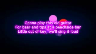 billy currington 23 degrees and south lyrics