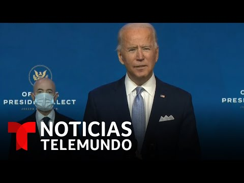 Las Noticias de la mañana, miércoles 25 de noviembre de 2020   Noticias Telemundo