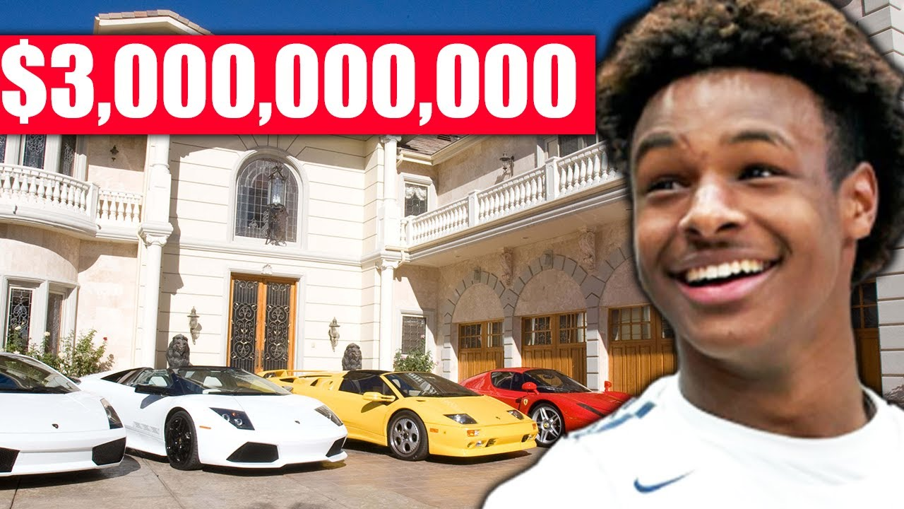 5 Items Lebron James Jr Owns That Only Billionaires Can Afford