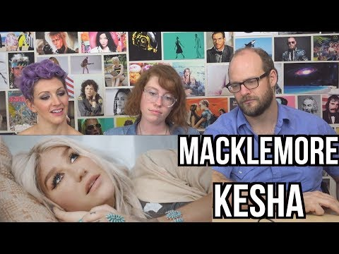 Macklemore ft Kesha - Good Old Days - REACTION!!