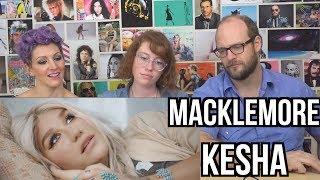 Macklemore ft Kesha - Good Old Days - REACTION!!